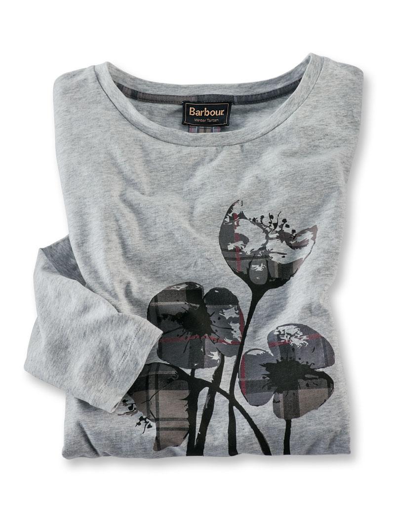 39 winter tartan flower 39 shirt von barbour bestellen the for Mode aus england