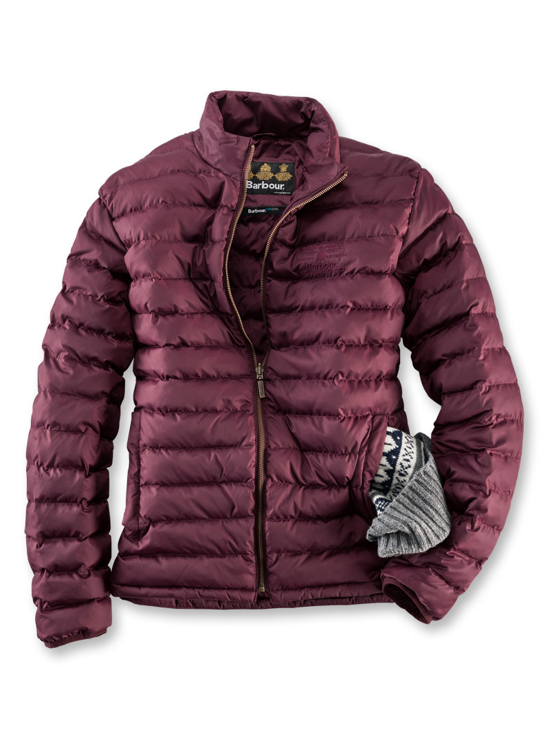 steppjacke 39 templand 39 in bordeaux von barbour bestellen. Black Bedroom Furniture Sets. Home Design Ideas