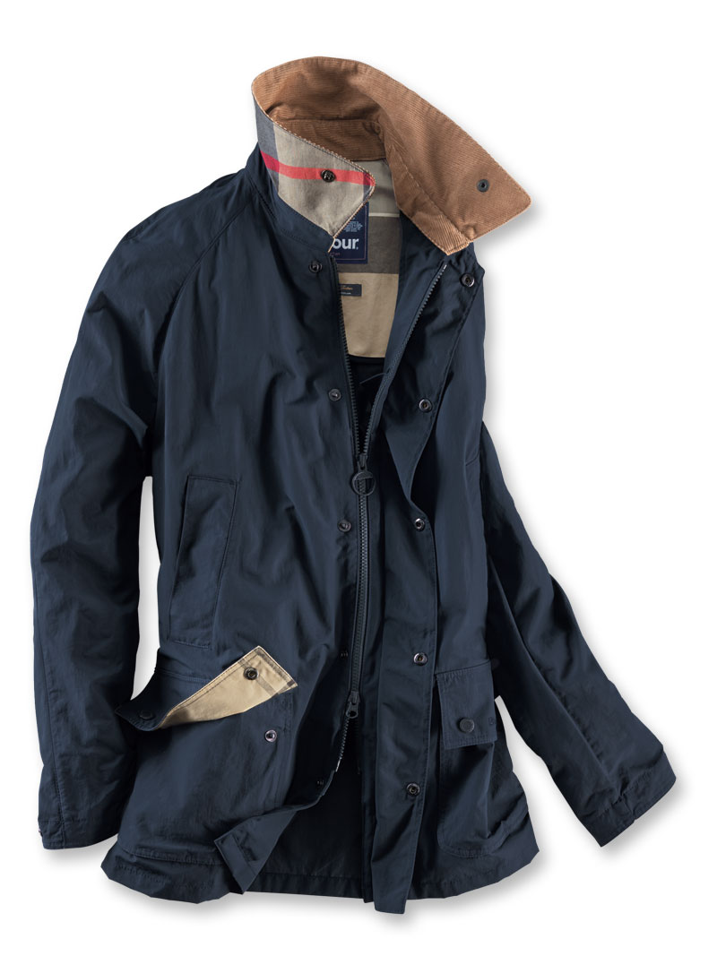 barbour sommerjacke 39 lightweight 39 in navy bestellen the. Black Bedroom Furniture Sets. Home Design Ideas