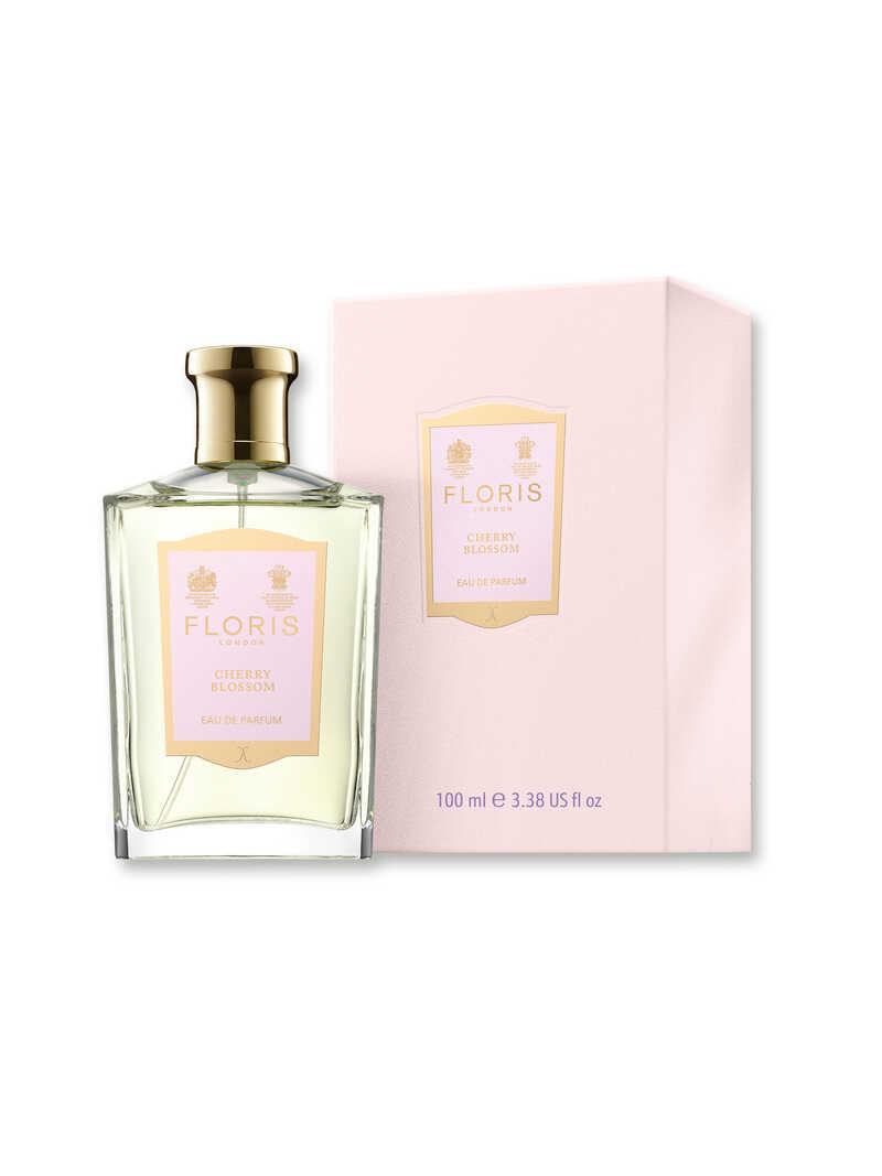 floris eau de parfum 39 cherry blossom 39 100 ml bestellen the british shop parfum aus england. Black Bedroom Furniture Sets. Home Design Ideas