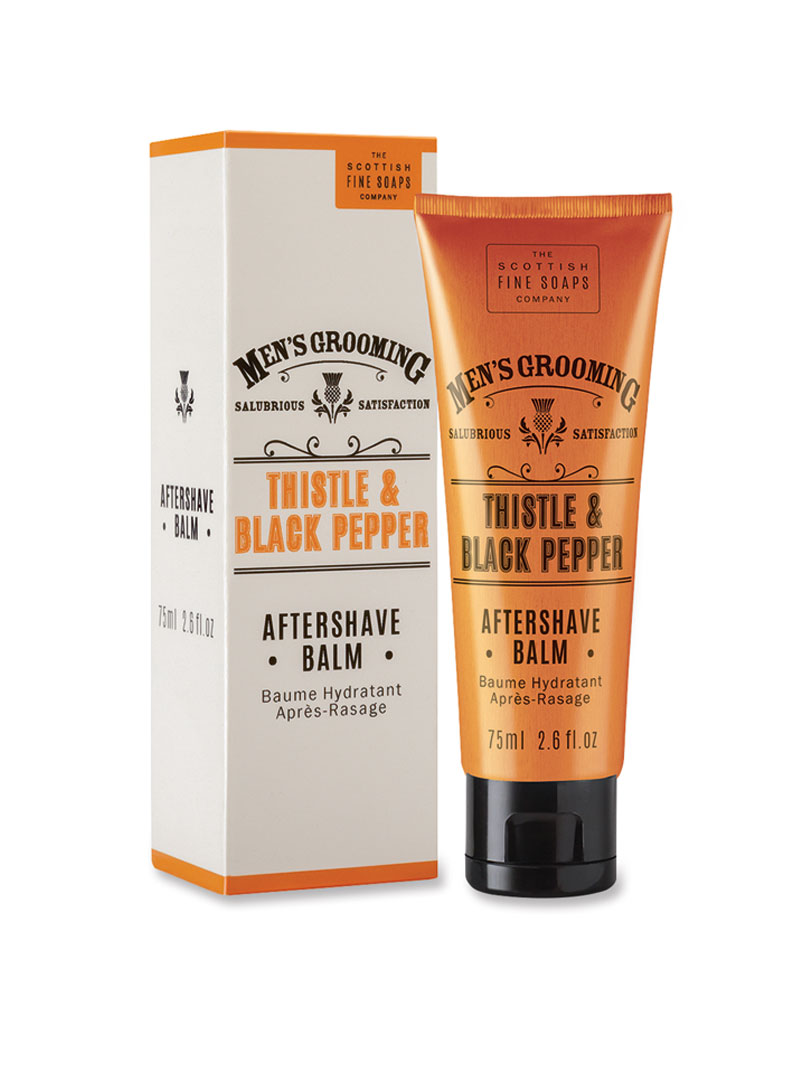 Scottish Fine Soaps Aftershave Balm