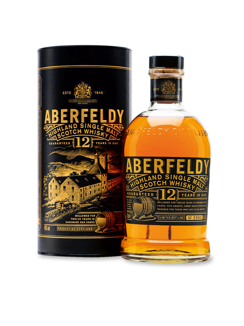 Highland Malt Whisky Aberfeldy