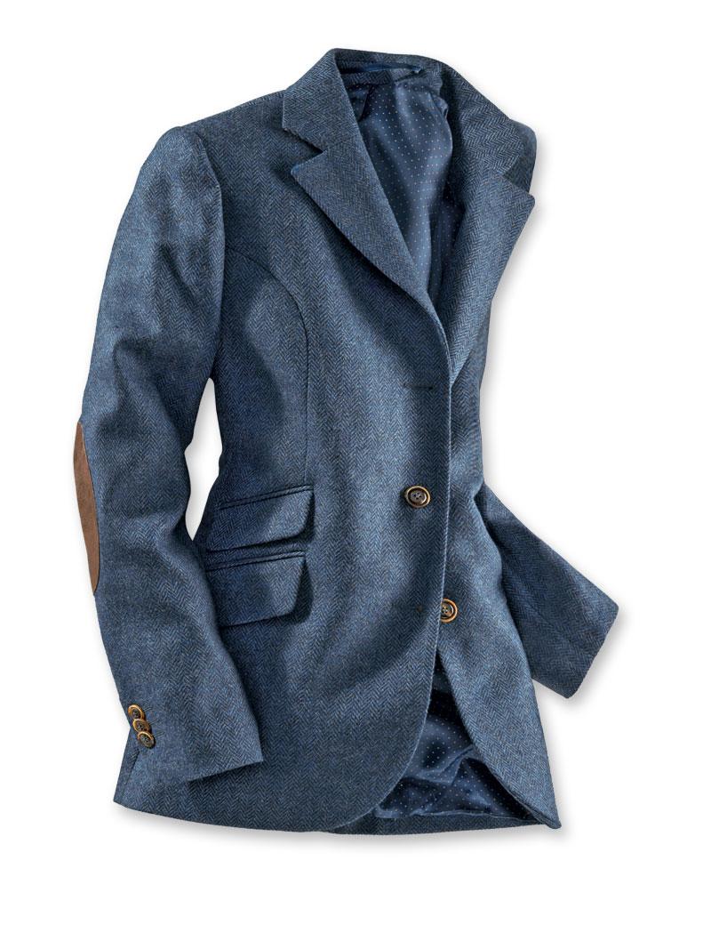 country blazer aus wolltuch von robert noble bestellen. Black Bedroom Furniture Sets. Home Design Ideas