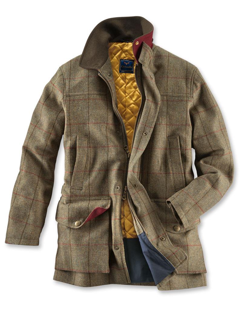 39 town country 39 tweedjacke von chrysalis bestellen the for Mode aus england