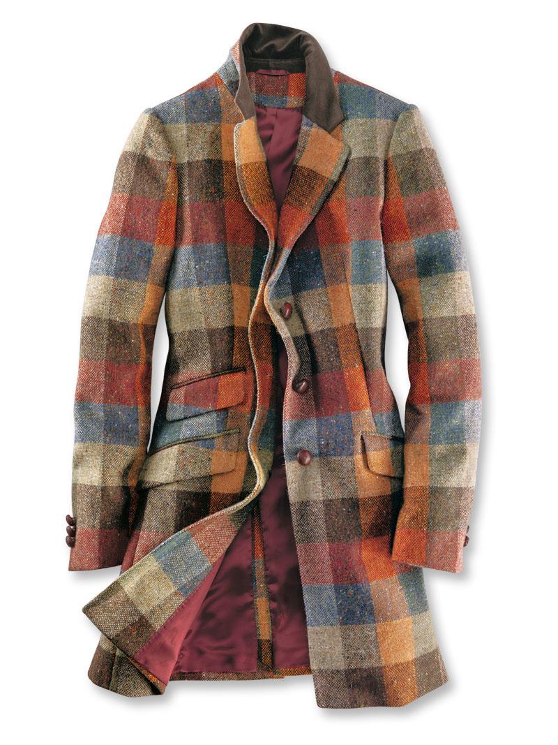 Robertson gehrock aus englischem tweedgewebe bestellen for Mode aus england