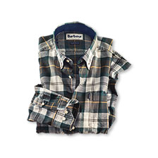 Hemd im original 'Ancient Tartan' von Barbour