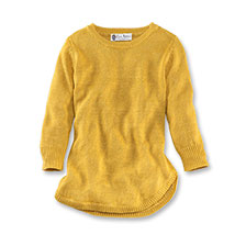 Sommerpullover 'St Mawes' in Honig