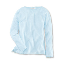 William-Lockie-Pullover 'Skye' in Light Blue