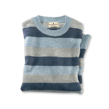 Sommerpullover in Blue-Grey von William Lockie