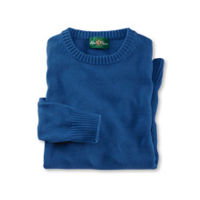 Sommer-Pullover in Blau von Alan Paine