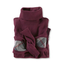 Rolli von Barbour in Merlot