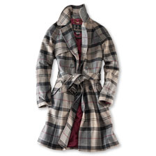 Woll-Trench von Barbour