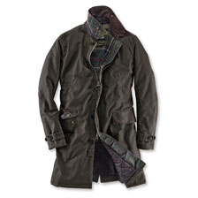 Barbour-Wachsmantel