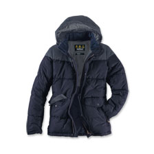 Polarloft-Steppjacke 'Cromer' in Navy von Barbour