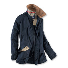 Barbour-Sommerjacke 'Lightweight' in Navy