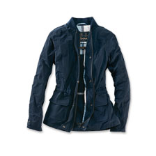 Sommerjacke 'Dockray' in Navy von Barbour