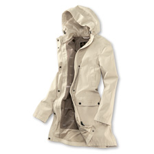 Barbours Barogram Jacket in Ivory