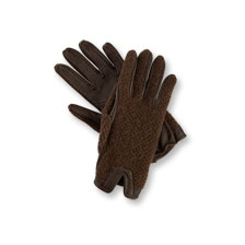 Winter Driving Gloves in Mocca von Chester Jefferies
