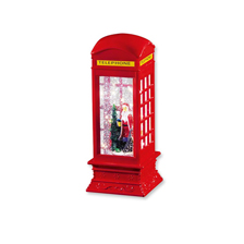 The Water Spinner Telephone Box