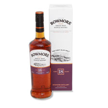 Single Malt Whisky Bowmore