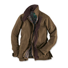 Country-Jacke 'Chelsea' in Camel von Oxford Blue