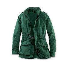 Sommerjacke in English Green von Hackett