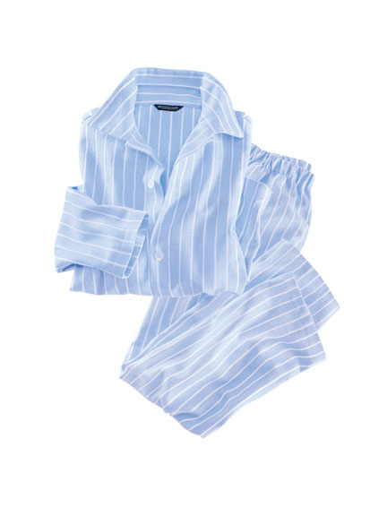 Boy's Pyjama 'George' in Hellblau