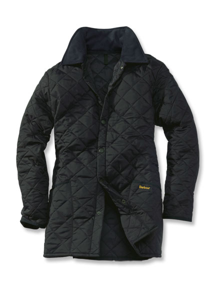 Barbour 'Liddesdale' - Steppjacke