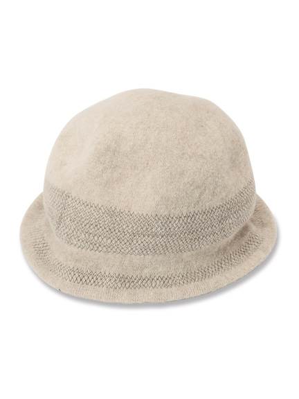 Walking Hat in Stone von Helen Leigh