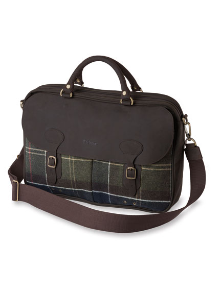 Barbour Briefcase