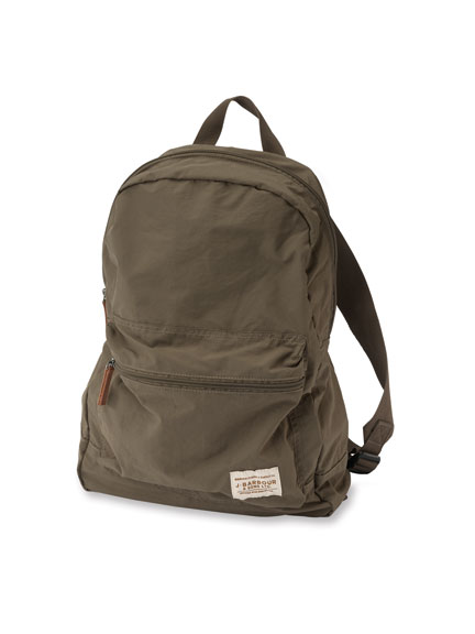 Barbour-Rucksack 'Super Lightweight' in Khaki