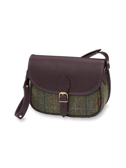 Tweed-Bag 'Leven' von Chapman