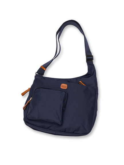 Nylontasche 'Crossbody' in Navy von Bric's