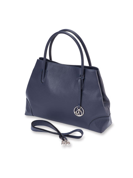 Handbag 'Kate' in Midnight Blue von Kensington