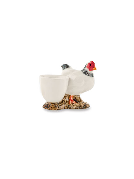 Eierbecher 'Sussex Hen' von Quail Ceramis