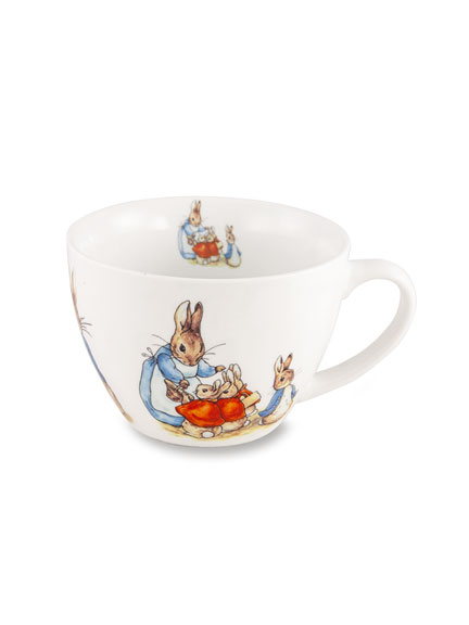 Jumbotasse 'Peter Rabbit'
