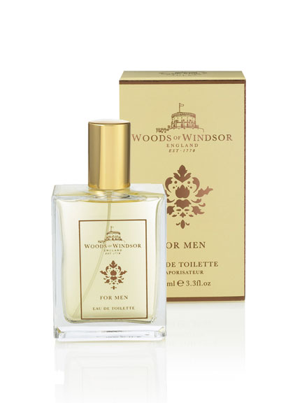 Eau de Toilette 'Woods of Windsor for Men'