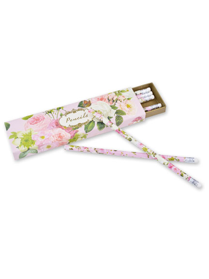 Pencil Box 'Royal Palace Rose'