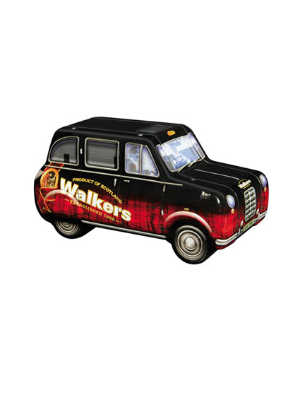 Shortbread-Dose 'London Taxi'