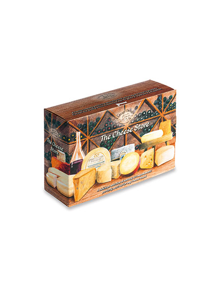 Geschenkbox 'The Cheese Store'