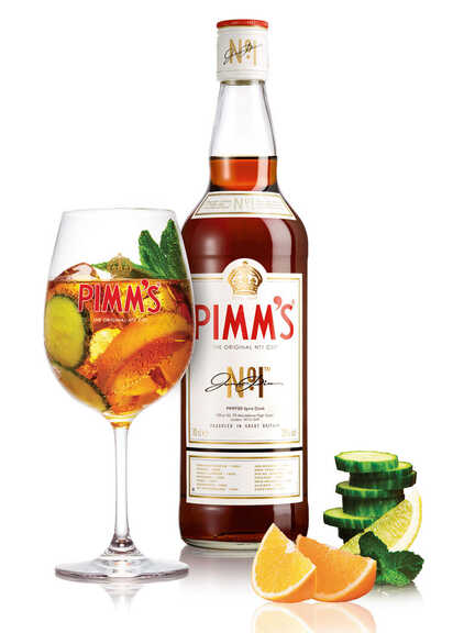 Pimm's - The Original No.1 Cup