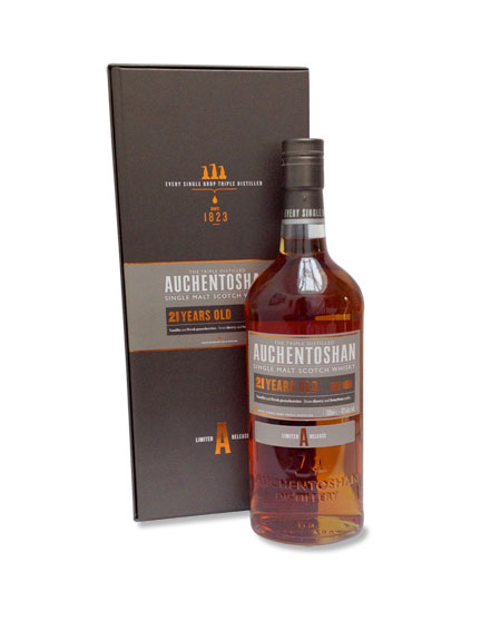 Auchentoshan 21Years Old - Triple Distilled Lowland Malt