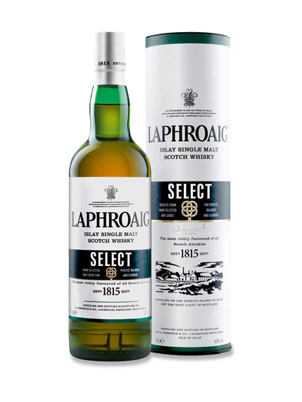 Laphroaig Select Single Malt Scotch Whisky