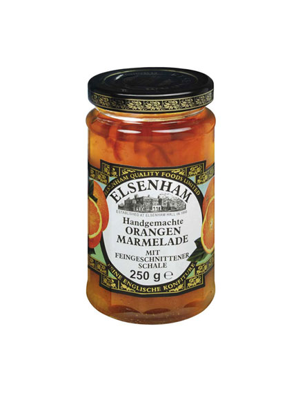 Die ber�hmte Breakfast Orange Marmalade