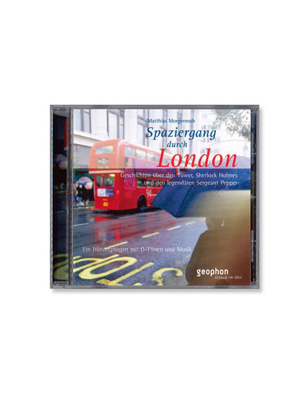 H�rbuch-CD: Spaziergang durch London