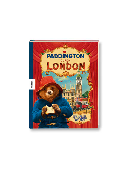 Mit Paddington durch London
