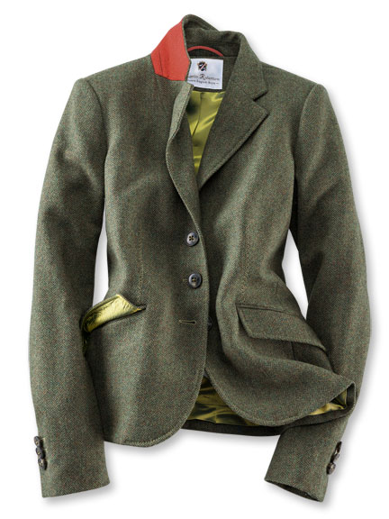 Robertson-Country-Blazer 'Inverness' in Highland Green