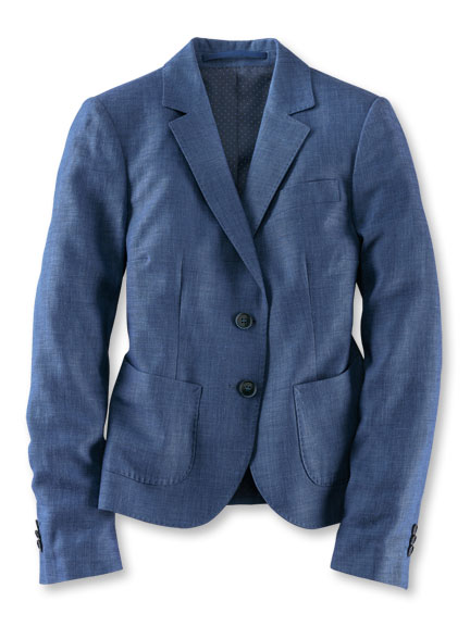 Kinbury-Blazer in Royal Blue