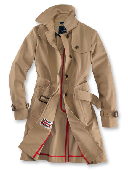 'Ladies Trenchcoat' von London Tradition