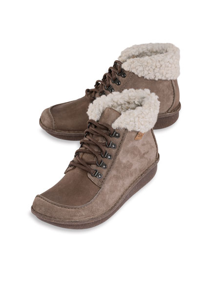 Winterschuh 'Funny Girl' in Stone